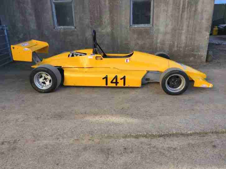 Formula Ford (Forward) Single Seater Racing Car Hillclimb Sprint