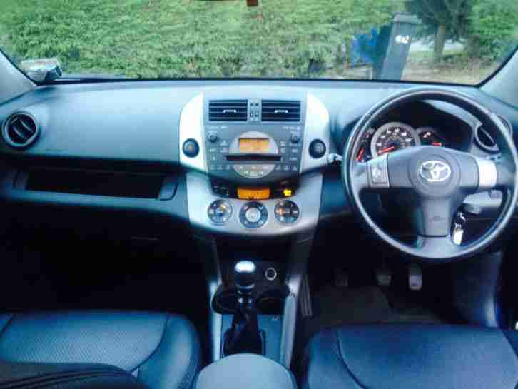 GOOD CONDITION Toyota RAV4 XT-R D-4D