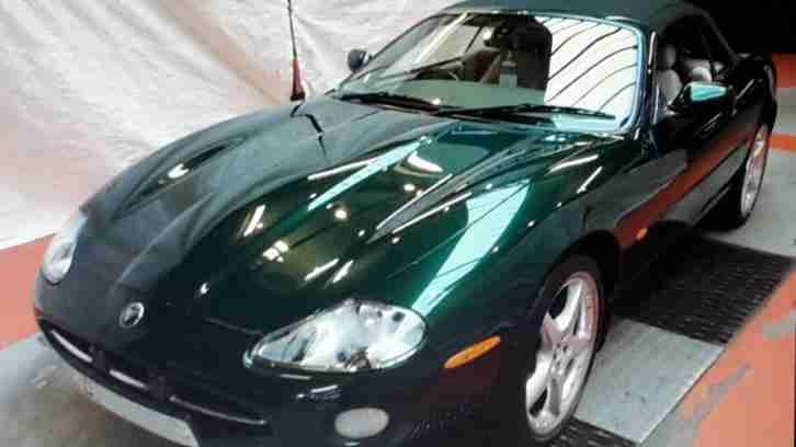 GORGEOUS 2003 XK8 XK 4.2 CONVERTIBLE