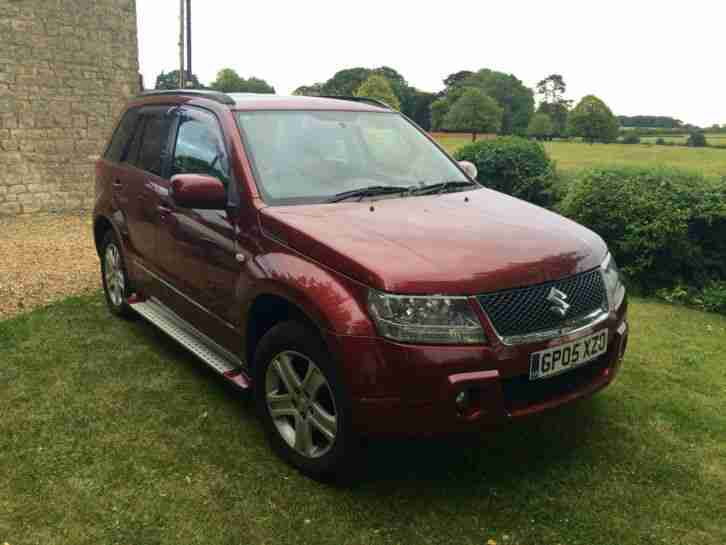 Suzuki GRAND VITARA. Suzuki car from United Kingdom