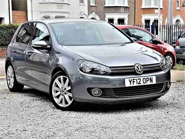 GT 2012 Golf 2.0 TDi Full