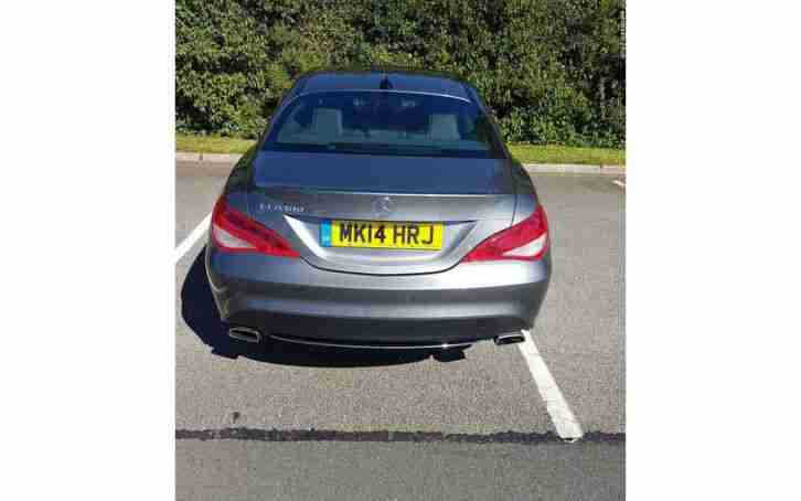 Great condition 2014 Mercedes-Benz CLA 180