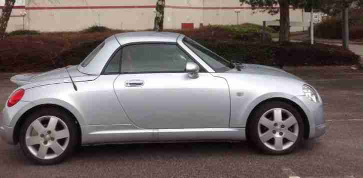 Great little roadster Daihatsu Copen 1.3l 2007 ,FSH
