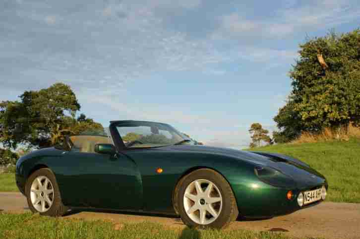 TVR Great value. TVR car from United Kingdom