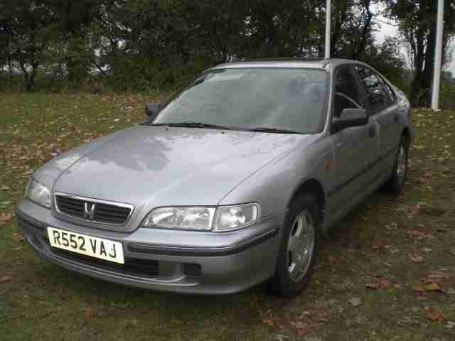 ACCORD 1.8I 1997 Petrol Manual in