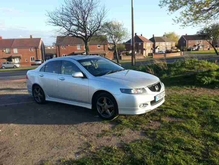 ACCORD TYPE S 2.4 iVTEC LPG converted