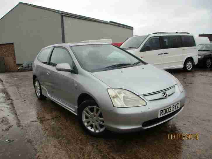 CIVIC 1.6 SPORT LOW MILAGE AUTO EXPORT
