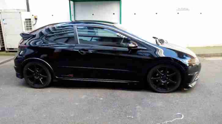CIVIC 2.0 i VTEC GT Type R 3dr (2009)