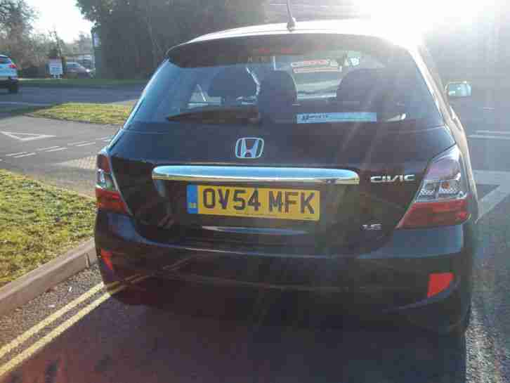 HONDA CIVIC SE 1.6 54 Reg 5 DOOR,76000 M,DEALER +ONE OWNER