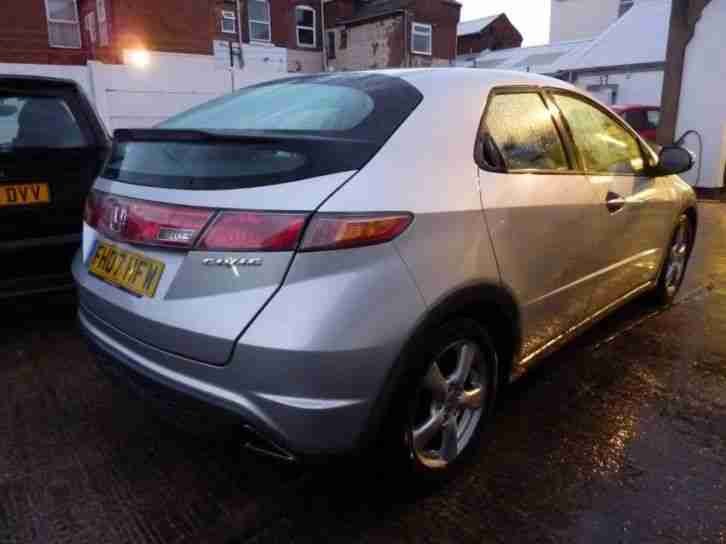 HONDA CIVIC SE I-CTDI 2007 Diesel Manual in Silver