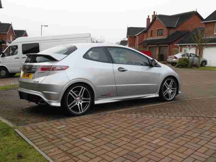 CIVIC TYPE R GT WITH EXTRAS FHSH