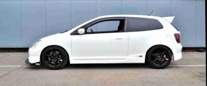 HONDA CIVIC TYPE R JDM, 80K, MOMO, BRIDE, 8 POTS, 1 OWNER, IMPORT **STUNNING**