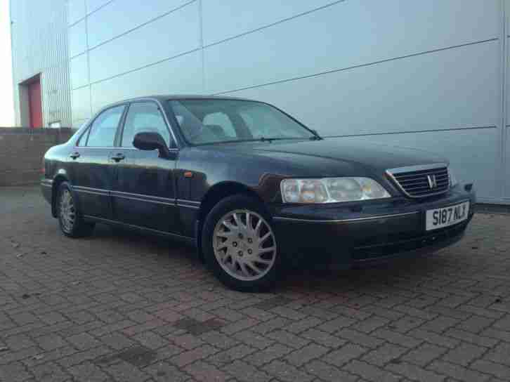 HONDA LEGEND 3.5 1998 S REG PURPLE AUTO - A LOT OF CAR FOR THE MONEY