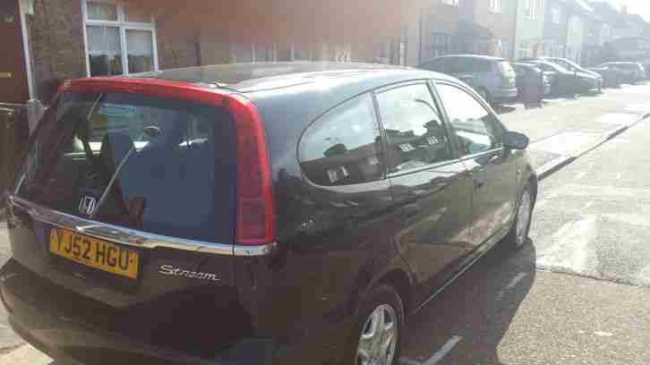 Honda STREAM 2002. Honda car from United Kingdom