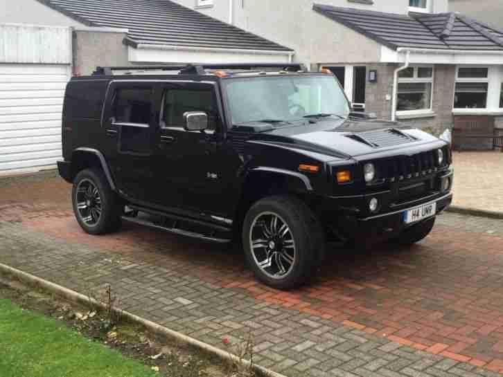 hummer h2 black 2003 75k miles car for sale. Black Bedroom Furniture Sets. Home Design Ideas