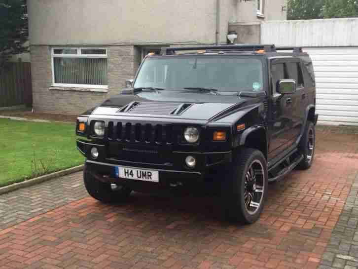 black hummer h2 cars - photo #15