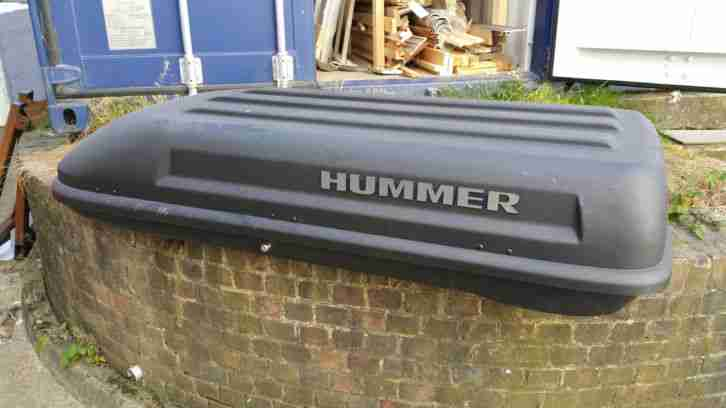 HUMMER H2 ROOFBOX 2003-08