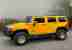 HUMMER H3 3.5 LEFT HAND DRIVE YELLOW MODIFIED LHD FRESH IMPORT AMERICAN SUV