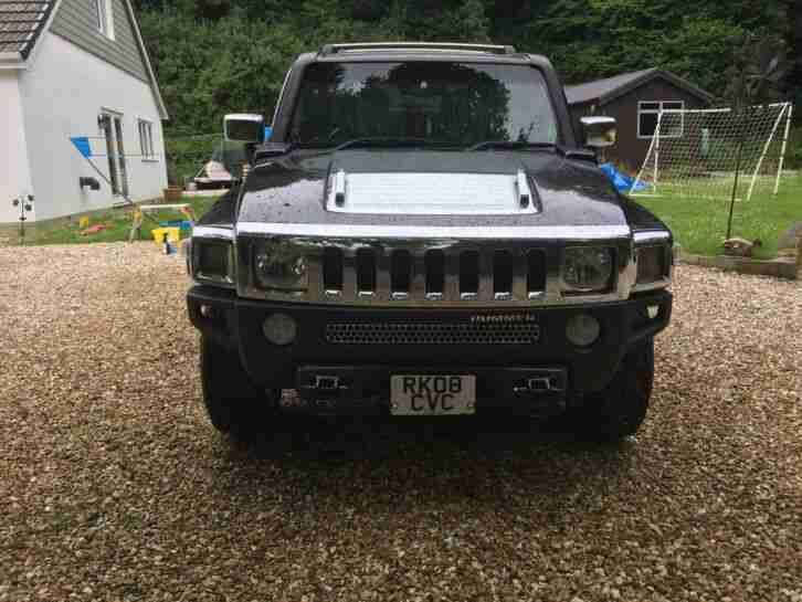 HUMMER H3 RHD 20v Auto RIGHT HAND DRIVE