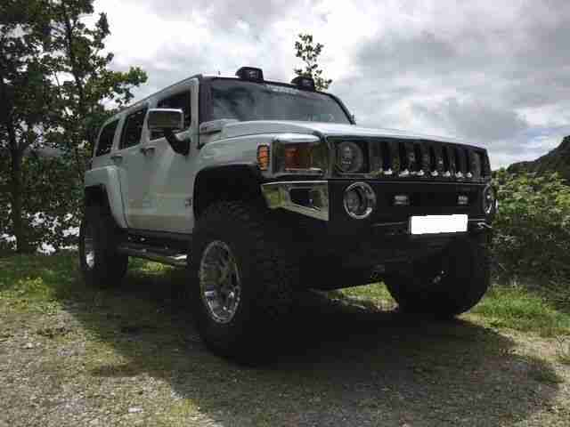 HUMMER MONSTER 2006 AMERICAN TRUCK MASSIVE TYRES BIG SPEC NOT F150 F250 DODGE