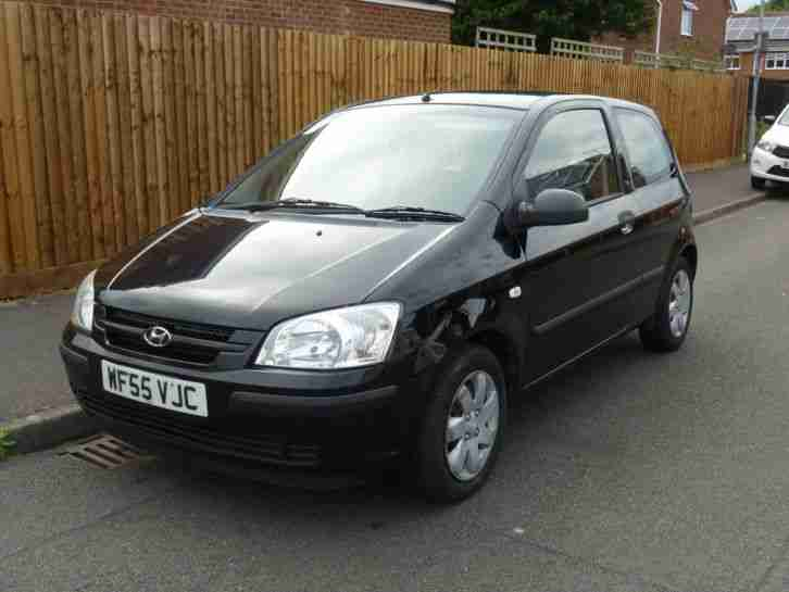 GETZ 1.3 GSi 3 door BLACK good