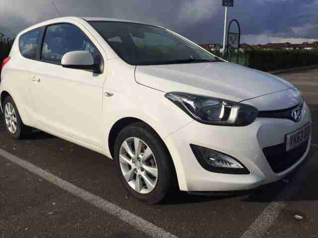 I20 ACTIVE 1.2 3 DOOR, 1 LADY OWNER,