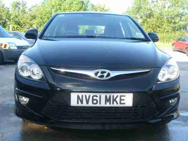 HYUNDAI I30 CRDI, BLUE DRIVE, DIESEL, £30 TAX, FULL MOT, HIGH MPG,