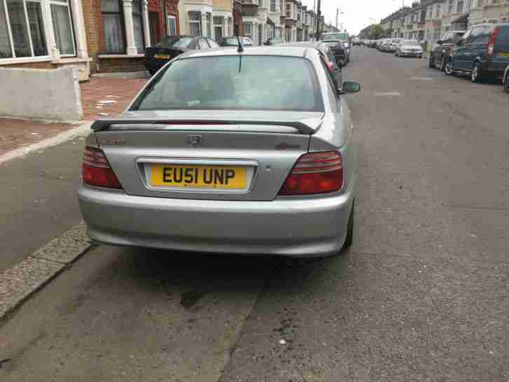 Honda Accord 1.8. Honda car from United Kingdom