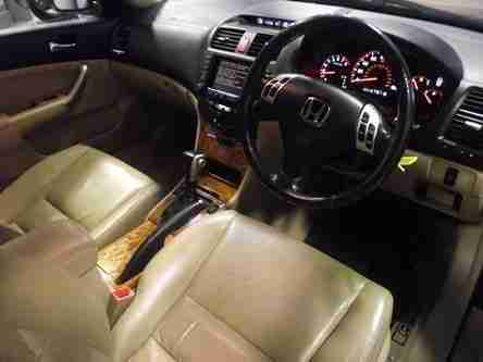 Honda Accord 2.4 I-VTEC EXECUTIVE SS