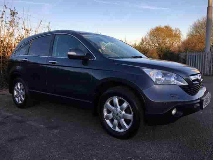 CR V 2.2 i CTDi ES 4x4 Suv Sparkle Grey