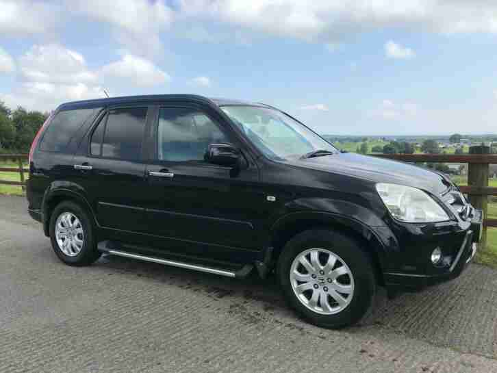 CR V 2.2 i CTDi Executive 4x4 4 Wheel