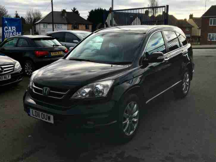 CR V 2.2i DTEC 2010 EX Heated leather