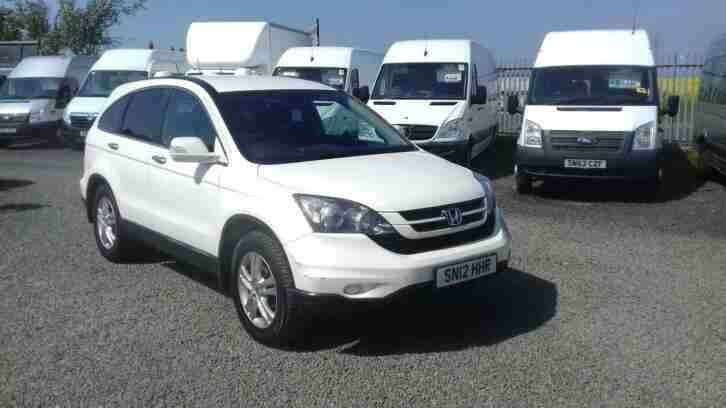 CR V 2.2i DTEC 2010MY SE from £23 per