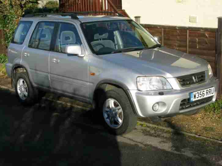 Honda CRV 2.0. Honda car from United Kingdom