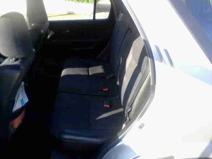 Honda CRV Sport SE 2004 Silver 4x4 please read collection details