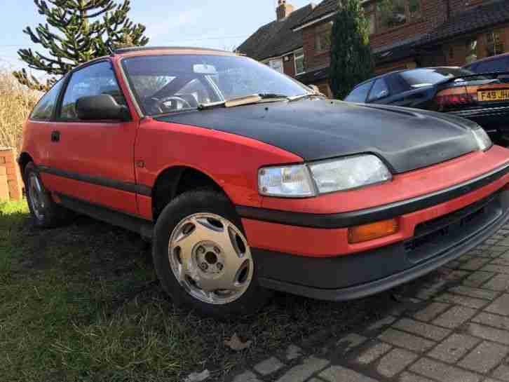Honda Crx Great Used Cars Portal For Sale