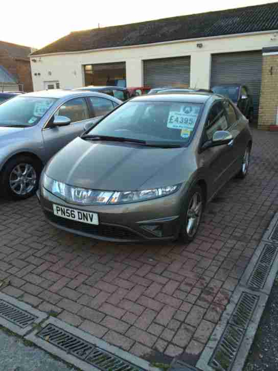 Honda Civic 1.4i-DSI ( 16in Alloys ) SE 06/56