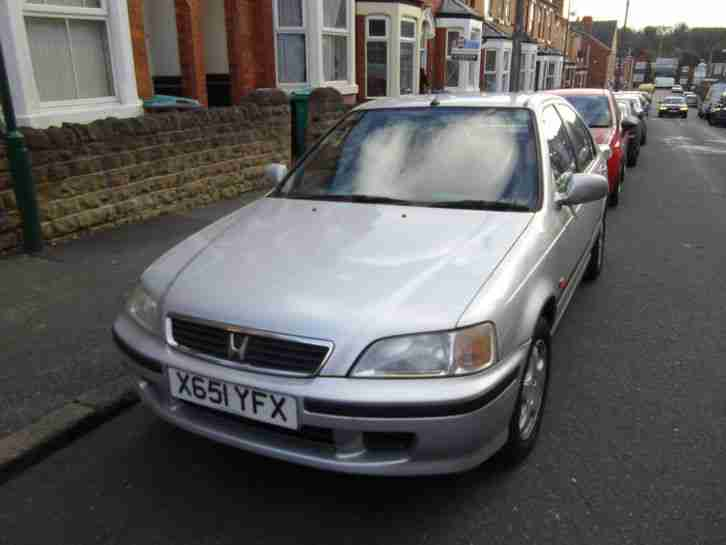 Honda Civic 1.4l Sport, mot Oct 2016, Cheap