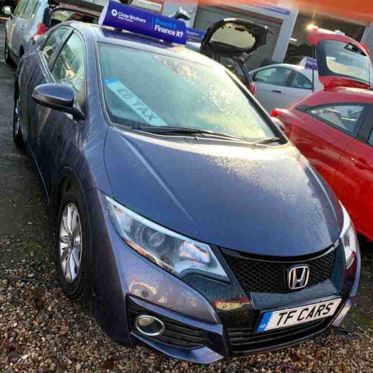 Honda Civic 1.6 i DTEC SE Plus 65 Reg FINANCE AVAILABLE! FULL SERVICE HISTORY!