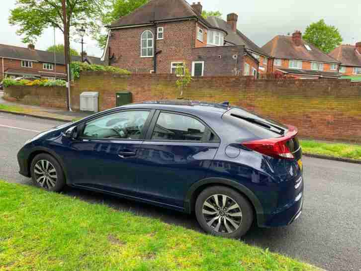 Civic 1.6TD 2014 Manual 6 speed