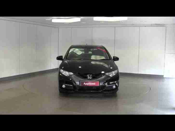 Honda Civic 1.8 i-VTEC EX PETROL MANUAL 2013/62