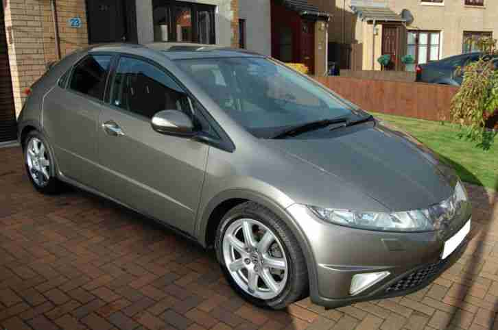 Honda Civic 1.8. Honda car from United Kingdom