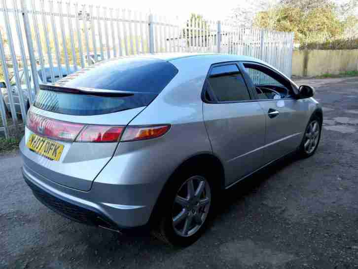 Honda Civic 1.8i-VTEC ( 17in Alloys ) 12 month MOT, £1750