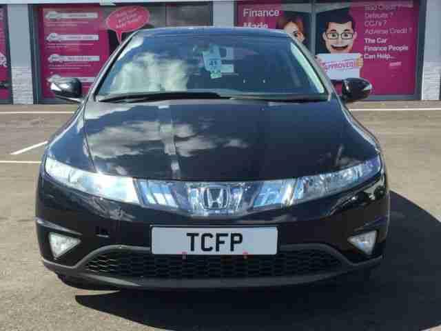 Honda civic vtec es good bad credit car finance from for Honda auto loan