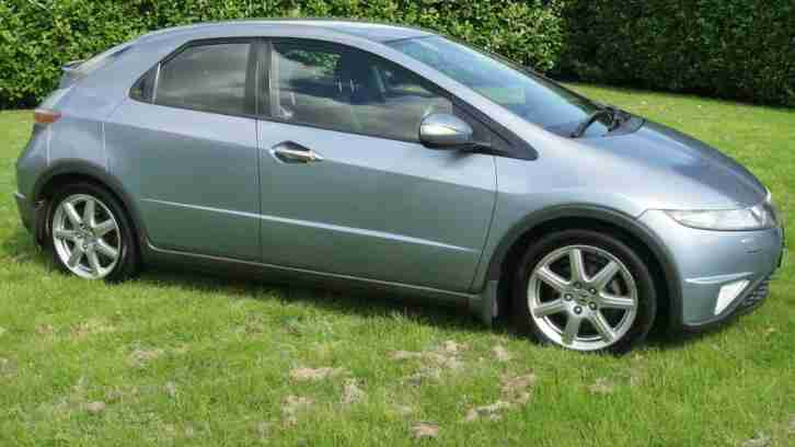Honda Civic 1.8i. Honda car from United Kingdom