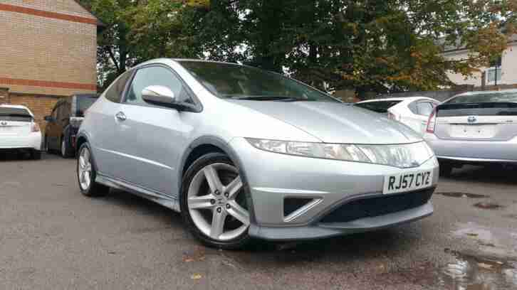 Honda Civic 1.8i VTEC Type S 2008 full history long mot clesn!!