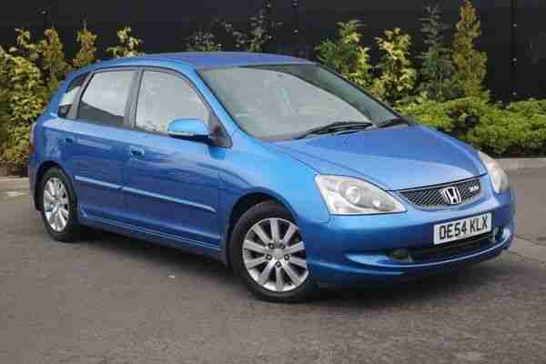 Civic 2.0 i VTEC Type S Hatchback 5dr