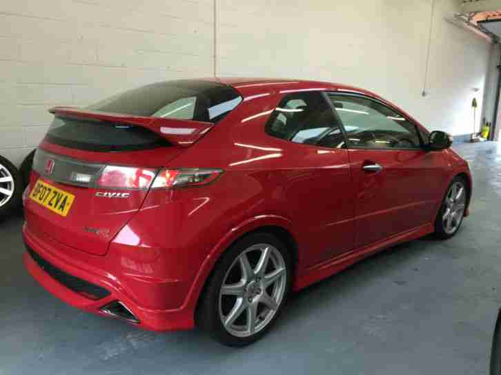 Honda Civic 2.0i-VTEC Type R 07 REG, STUNNING CAR, JUST COME IN