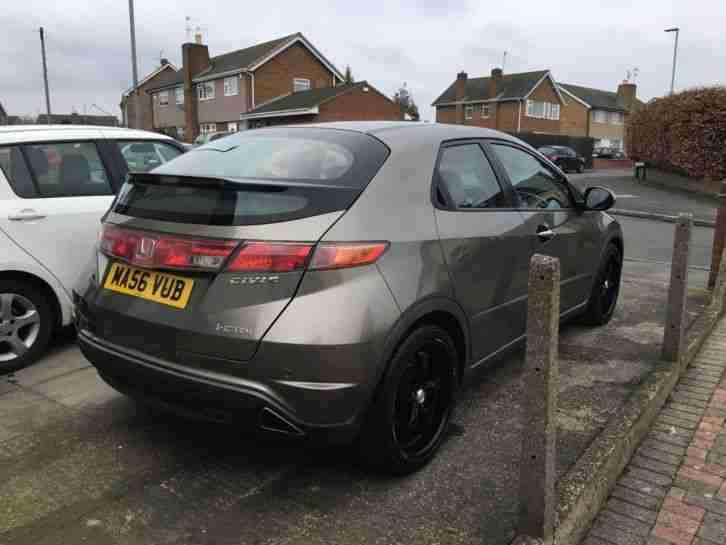 "Honda Civic 2.2 I-CTDI EX Sat Nav 83k 18"" Alloys"