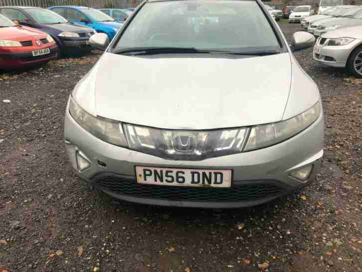 Civic 2.2i CTDi ( 17in Alloys ) ES